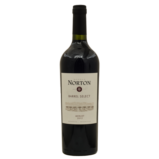 NORTON MERLOT BARREL SELECT