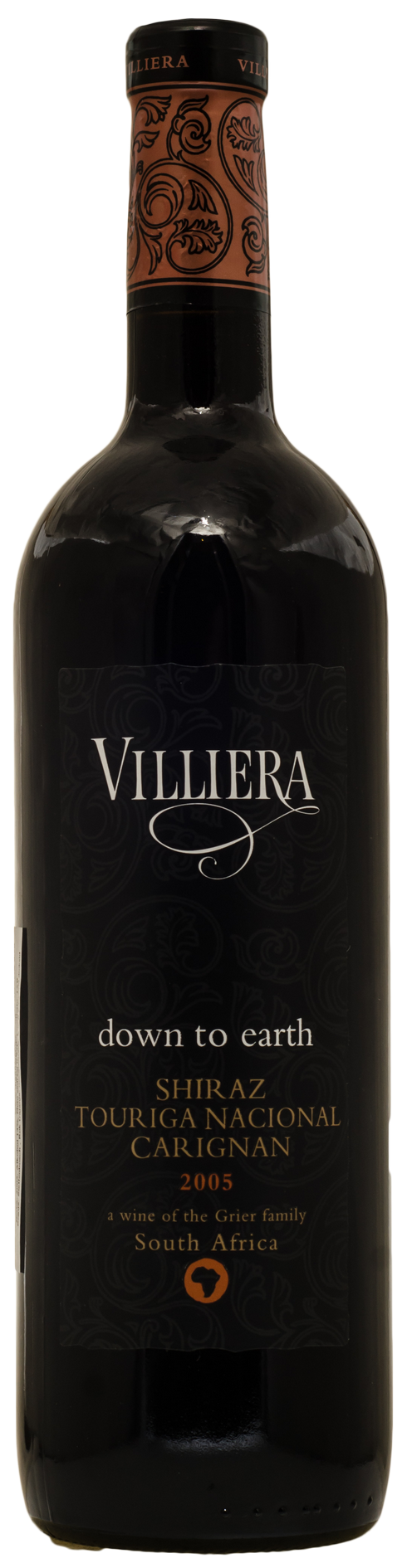 VILLERIA DOWN TO EARTH RED 0,75